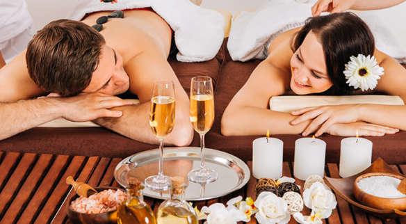 Романтические спа-программы для двоих