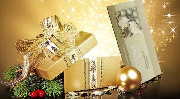 Лучший подарок этой зимой — сертификат в Стихию Spa